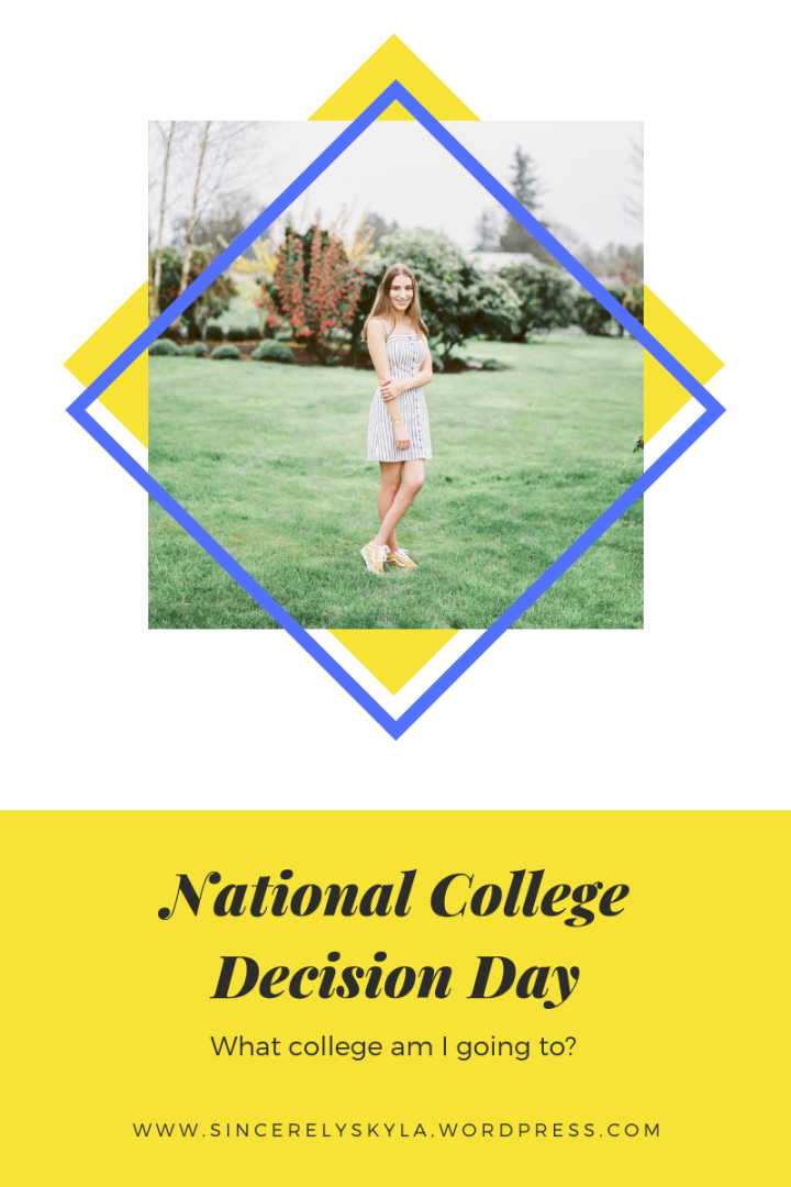 National College Decisions Day
